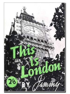 This is London - Cover